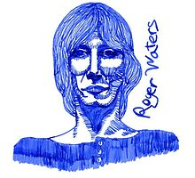 Roger Waters by iwantajuicer
