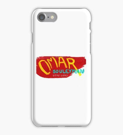 wenu wenu - omar souleyman iPhone Case/Skin