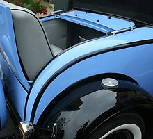1930 Ford Model A Roadster, ( all original!)  by Heather Friedman