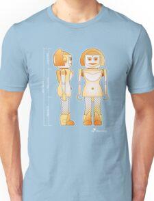 robottina - the robodoll Unisex T-Shirt