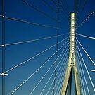 Pont de Normandie by Laurent Hunziker