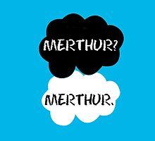 Merthur - TFIOS by Susanna Olmi