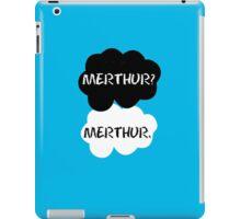 Merthur - TFIOS iPad Case/Skin