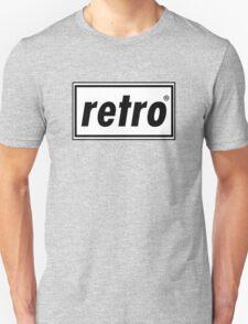 Retro - White T-Shirt