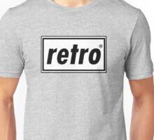 Retro - White Unisex T-Shirt