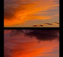 Orange Sunsets by mrthink