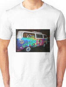 Peace....man. Unisex T-Shirt