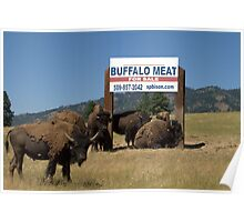 Buffalo What??? Poster