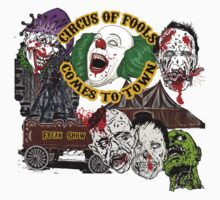 Circus Of Fools  by DeadZeppelin
