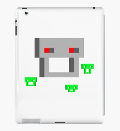 Indies VS Gamers 2084 - Hildegard & Wendy iPad Case/Skin