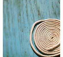 Rope Photographic Print