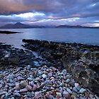 Dawn at Broadford Bay, Scotland by Ben Collins