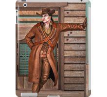 Cowboy iPad Case/Skin