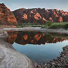 Purnululu Waterscape by Robert Armitage