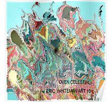 ( OVEN  CELESTIAL )  ERIC WHITEMAN   Poster