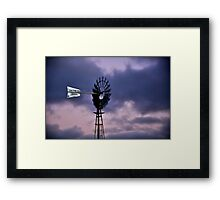 essential item  Framed Print