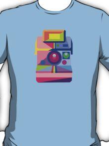 Polaroid Art T-Shirt