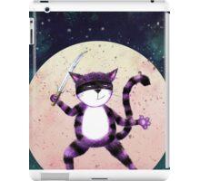 NINJA CAT iPad Case/Skin