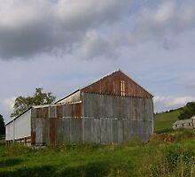 Barn in Yorkshire by Matthew King