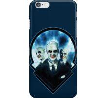 The Gentlemen: Buffy The Vampire Slayer  iPhone Case/Skin