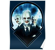 The Gentlemen: Buffy The Vampire Slayer  Poster