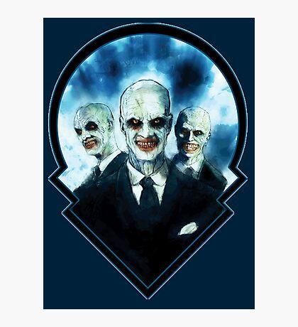 The Gentlemen: Buffy The Vampire Slayer  Photographic Print