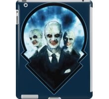 The Gentlemen: Buffy The Vampire Slayer  iPad Case/Skin