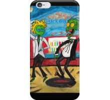 ZEEK in PULPy FICTION iPhone Case/Skin