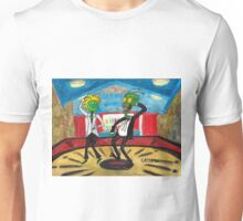 ZEEK in PULPy FICTION Unisex T-Shirt