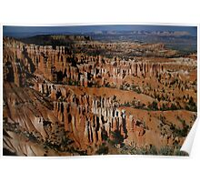 Sunset Point ~ Bryce Canyon Poster