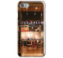 TED BAKER....London iPhone Case/Skin