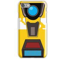 CL4P-TP Face iPhone Case/Skin