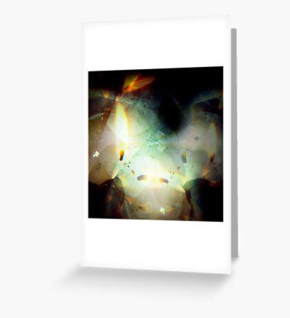 leuchtkasten Greeting Card