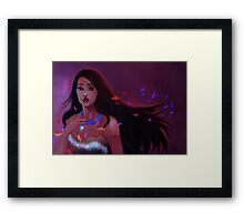 Color Of the Wind Framed Print