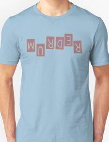 Parasyte - REDRUM Unisex T-Shirt