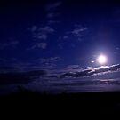 Moonlight Serenity over Monreith by sarnia2