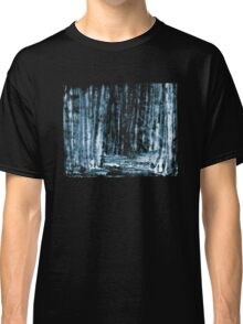 Night Forest Texture Classic T-Shirt