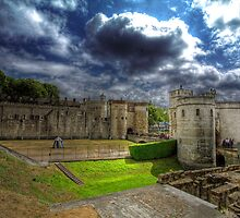 Tower of London by Sam  Parsons