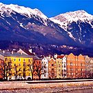 Innsbruck by David Davies