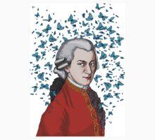 Wolfgang Amadeus Mozart Kids Tee
