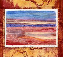Lake Eyre by Suzie Shaw