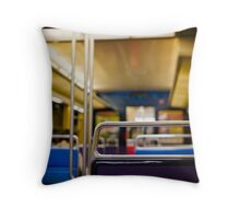 RER Throw Pillow