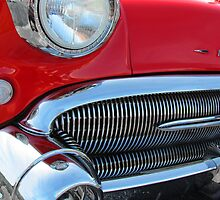 1957 Buick Century in Red by RustedStudio