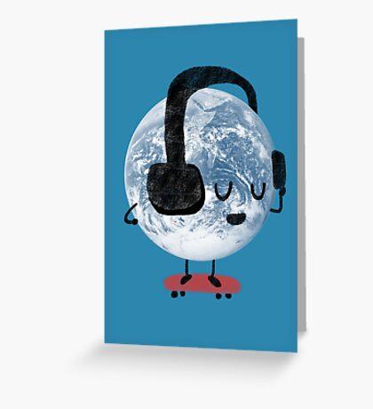 World Music Greeting Card