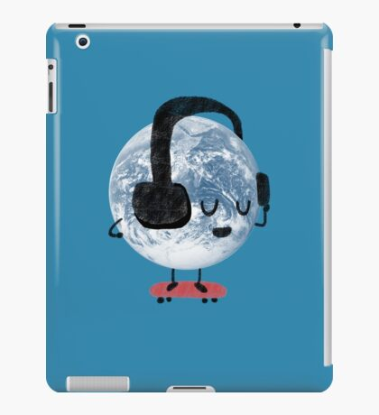 World Music iPad Case/Skin