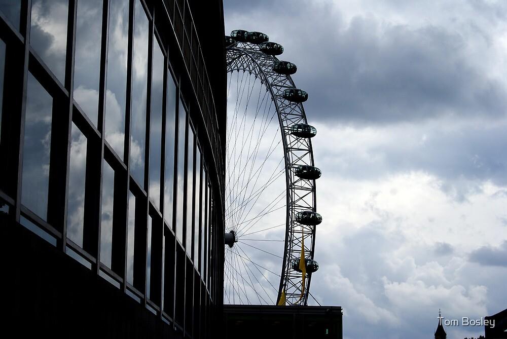 London Eye II by Tom Bosley