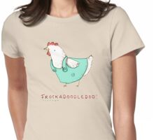 Frockadoodledoo! Womens Fitted T-Shirt