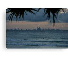 Surfers Paradise Canvas Print