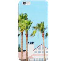 Coronado Palms CALIFORNIA  iPhone Case/Skin