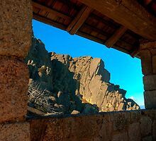 Mount Buffalo Shelter by DavidsArt